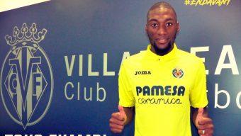 Karl Toko Ekambi quitte Angers SCO pour Villarreal