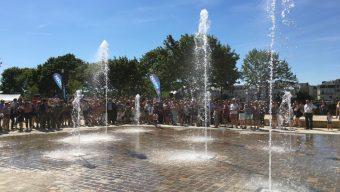 La promenade Jean-Turc et le quai Ligny inaugurés