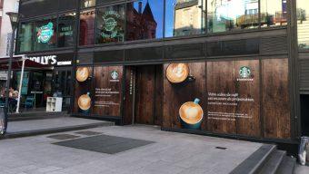 Starbucks ouvre le 20 septembre à Fleur d'Eau