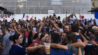Coupe du Monde 2018 : Angers fête la victoire des Bleus