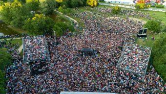 La première partie du festival Estival a attiré 172 000 festivaliers