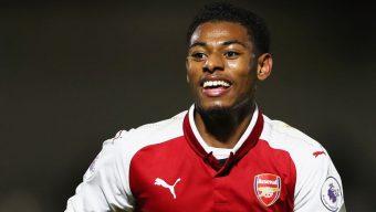 Jeff Reine-Adélaïde quitte Arsenal pour Angers SCO