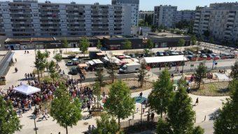Le réaménagement de la place Jean-XXIII, dernière étape de la rénovation urbaine du quartier La Roseraie