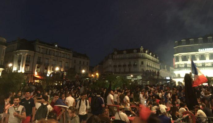 Une soirée plutôt calme pour la Coupe du Monde