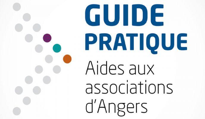 La ville d'Angers propose un guide des aides pour accompagner les associations