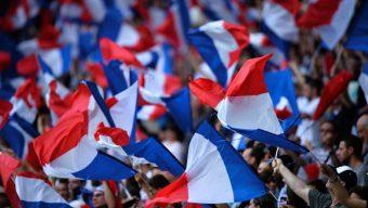 La demi-finale de l'équipe de France sur écran géant au parc Bellefontaine