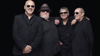 The stranglers en concert au parc du Vissoir ce mardi à 21 heures