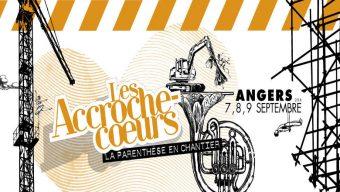 Accroche-cœurs 2018 : rendez-vous les 7, 8 et 9 septembre à Angers