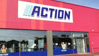 Action décale l'ouverture de son magasin de La Roseraie