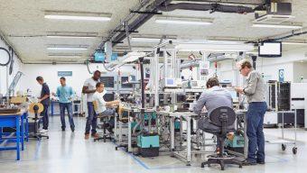 Trois ans après son ouverture, la Cité de l'objet connecté poursuit son développement