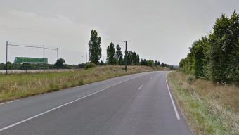 Axe Beaucouzé-Bouchemaine : Aménagements de sécurité et création d'une voie verte