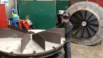 Des ventilateurs « made in Angers » équiperont des machines pour le géant américain Google