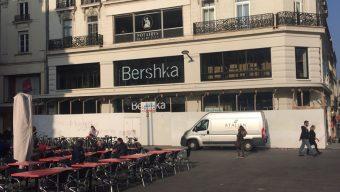 L'ouverture de Bershka à nouveau reportée