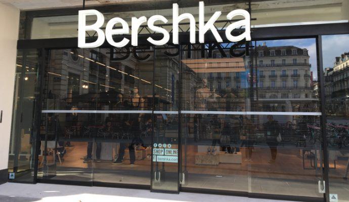 L'enseigne Bershka ouvre ce mercredi place du Ralliement
