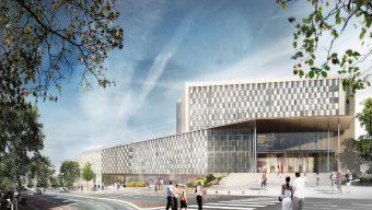 Le centre de congrès portera le nom de l'ancien maire Jean Monnier