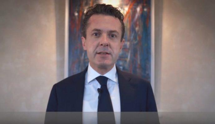Christophe Béchu : « Jean Monnier fut un maire bâtisseur et visionnaire »