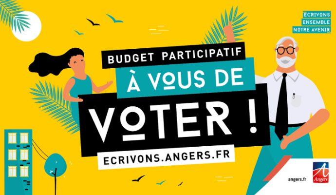 Budget participatif : les votes ouverts du 4 au 22 octobre