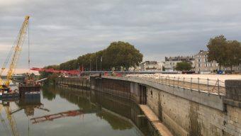 Pont des Arts et Métiers : assistez au prochain lançage du pont