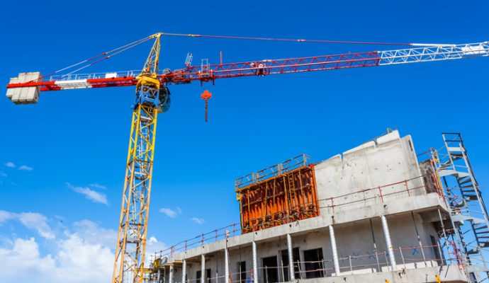 Les ventes d'appartements neufs à la baisse en Pays de la Loire