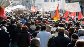 Grève nationale : Plus de 2 000 manifestants dans les rues d'Angers