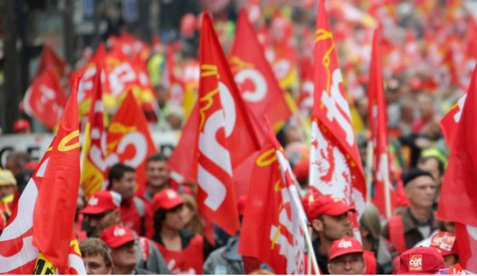 Un millier de manifestants ce jeudi à Angers contre la réforme des retraites