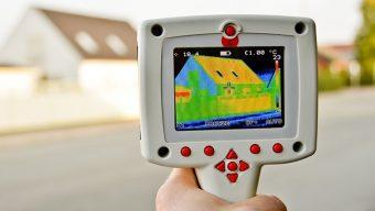 Une thermographie gratuite proposée dans le cadre de l'opération Traque aux watts