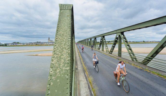 Vallée du Loir à Vélo : mise en place d'un itinéraire temporaire balisé