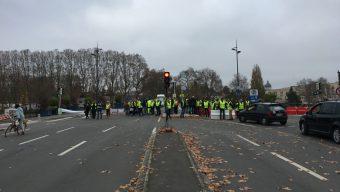 Gilets jaunes : une journée de mobilisation à Angers et dans le Maine-et-Loire