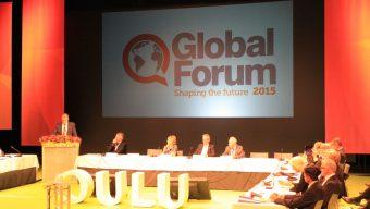 150 personnalités du numérique réunies à Angers pour le Global Forum