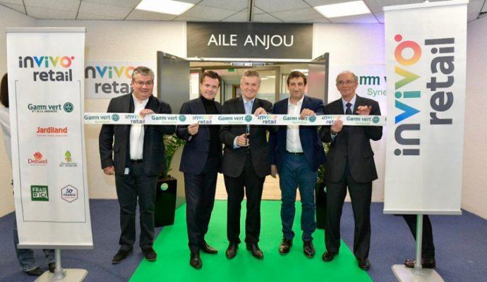 Gamm vert Synergies implante son siège à Angers