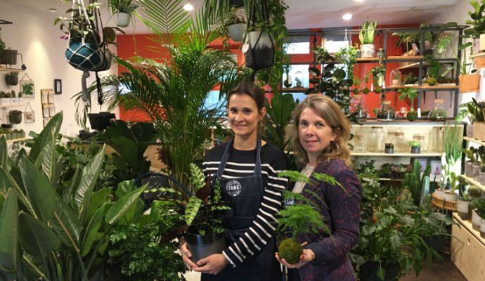 Jane : une jardinerie urbaine à Angers
