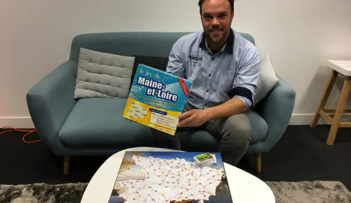 « Le jeu du Maine-et-Loire » réédité pour la fin de l'année