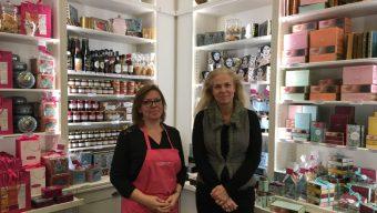 Biscuiterie la Sablésienne : une boutique à Angers et au Japon