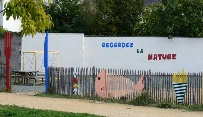 Du Land Art à Cours Saint-Laud