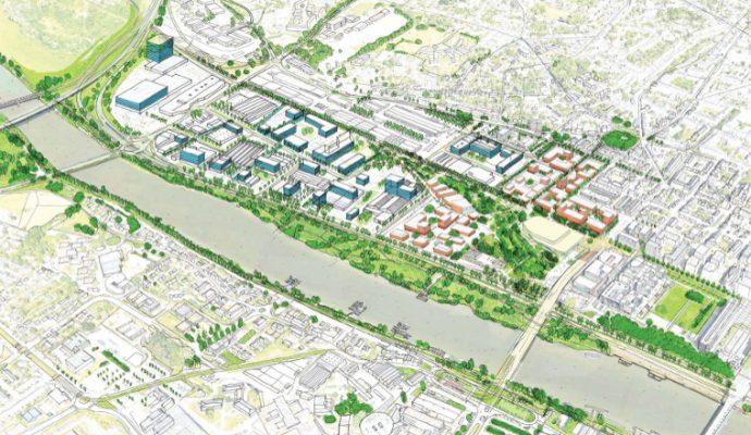 Lancement de la concertation autour du projet «Saint-Serge faubourg actif»