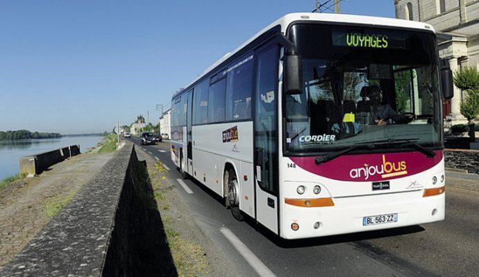 Perturbations dans les transports en commun ce lundi dans le Maine-et-Loire