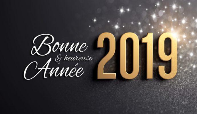 Angers.Villactu.fr vous souhaite une bonne année 2019 !