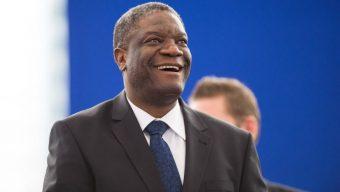 Denis Mukwege, prix Nobel de la paix 2018, a été formé à Angers