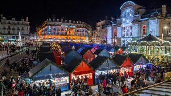 Marché de Noël : le tramway ne passera plus par la place du Ralliement