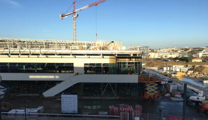 Quai Saint-Serge : des visites de chantiers durant le mois de janvier