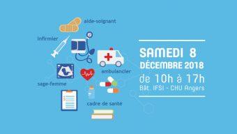 Les écoles du CHU d'Angers ouvrent leurs portes au public ce samedi