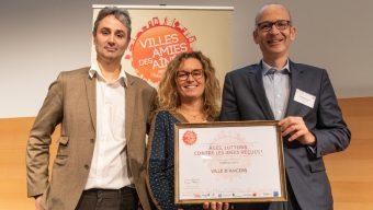 La Ville d'Angers lauréate du concours Villes Amies des Aînés