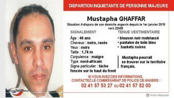 Appel à témoins après une disparition inquiétante à Angers