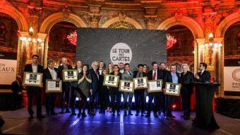 La brasserie Milord reçoit le Prix de la meilleure carte de vins 2019