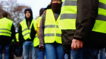 La manifestation régionale des gilets jaunes interdite de centre-ville samedi à Angers