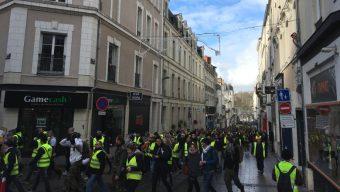 Gilets jaunes : les manifestations interdites à nouveau ce samedi 23 mai