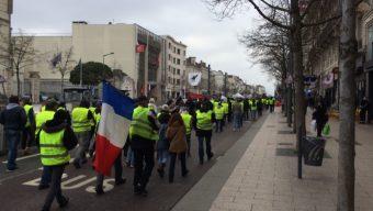 Gilets jaunes : le préfet interdit les manifestations ce samedi 16 mai à Angers