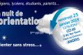 Nuit de l'orientation 2018