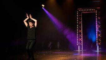 Jérémy James présente son one man show au théâtre Le Bouffon Bleu du 10 au 12 janvier