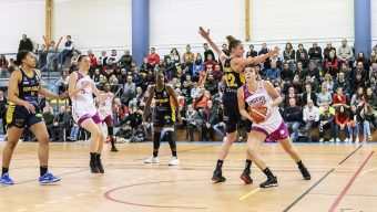 Basket : un week-end difficile pour l'UFAB et l'EAB